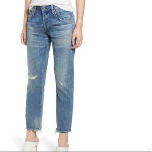 Citizen Of Humanity Emerson Slim Boyfriend Jeans